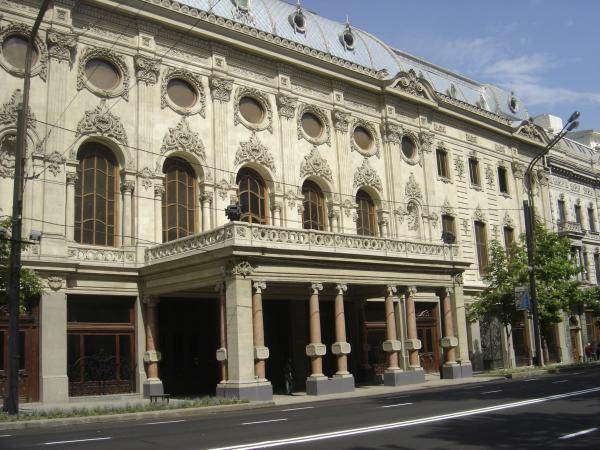 Museum of Rustaveli State Academic Theatre
