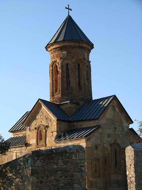 The Tsugrugasheni Church