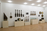 State Museum of Georgian Folk Songs and Musical Instruments